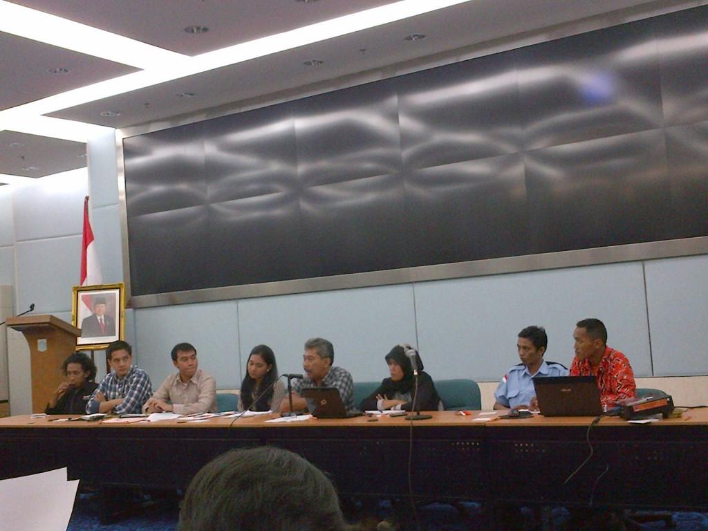 Rapat Tanggap darurat Bencana DKI