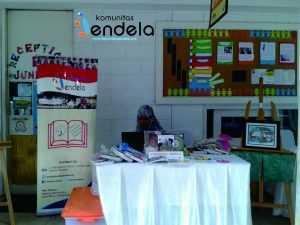 Booth Komunitas Jendela Jakarta