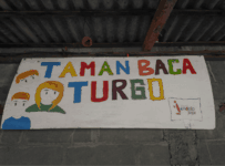 Taman Baca Turgo atau Desa Binaan Turgo